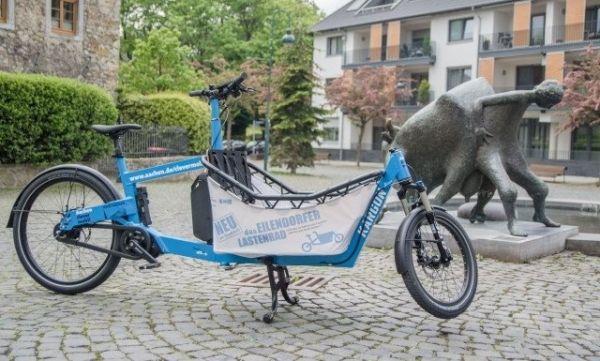 Das Eilendorfer Lastenrad, eilendorf.net