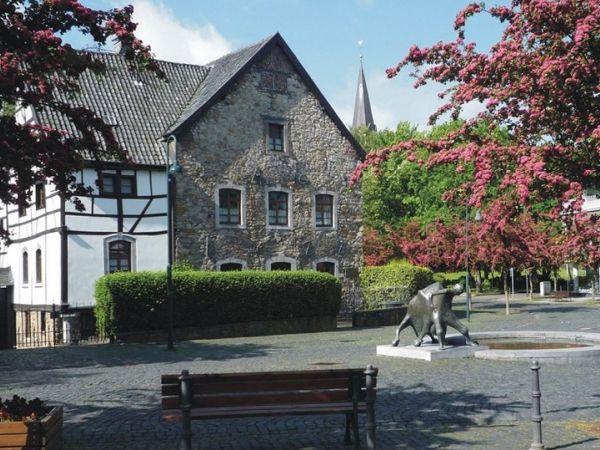 Das Pannhaus in Eilendorf