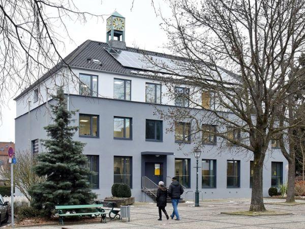 Bezirksamt Eilendorf