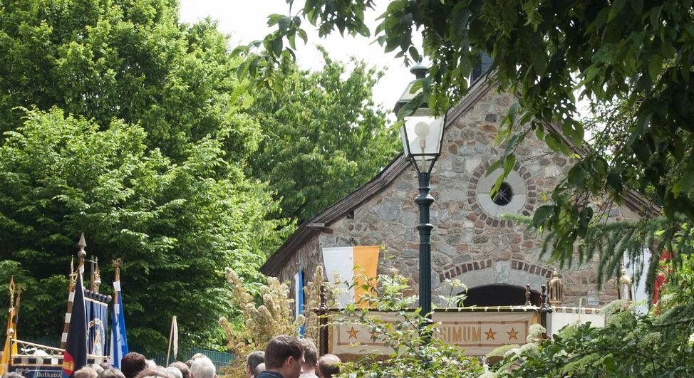Fronleichnam, St. Severin Eilendorf